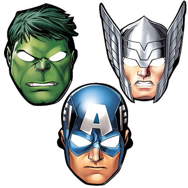 how to make captain america mask at home